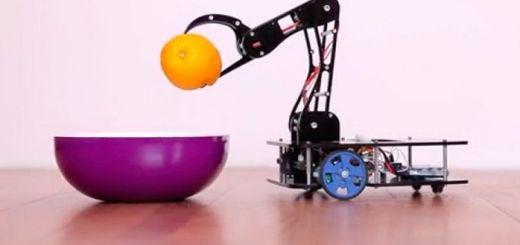 Seek N' Sneak, tu mayordomo robot hecho con Arduino