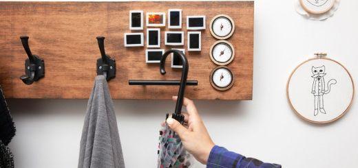 colgador intel - Un colgador de ropa inteligente con Intel Edison