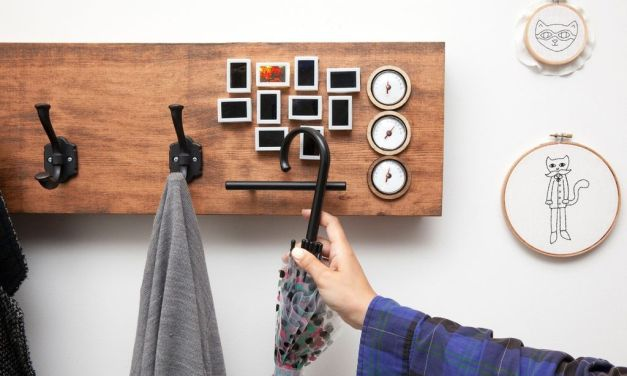 Un colgador de ropa inteligente con Intel Edison