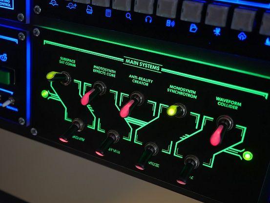 arduino-panel-control2 Un tablero de control espacial para tu ordenador con Arduino
