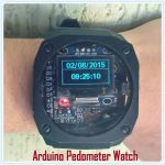 arduino-smartwatch-150x150 Chronio, un elegante smartwatch DIY basado en Pebble