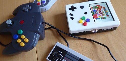 consola pi - Una excelente Game Boy con Raspberry Pi