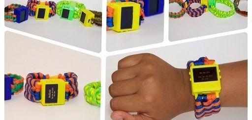 owatch - O watch, un SmartWatch para que los niños aprendan a programar