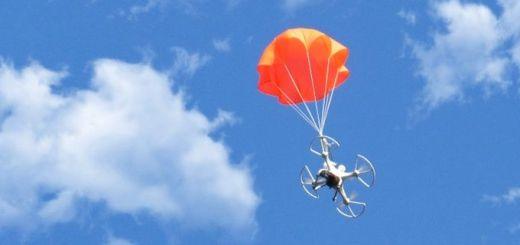 paracaidas drone - Paracaidas para tu dron