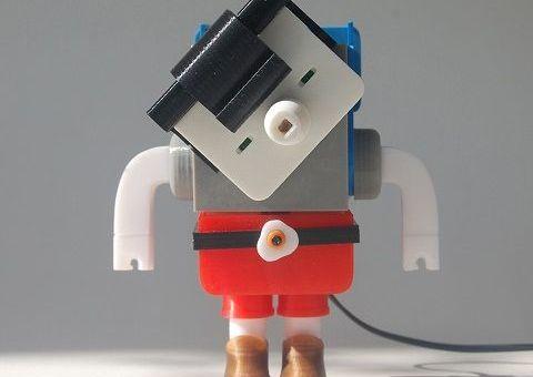 printocho - Printocho, un robot para enseñar a programar a los niños con Arduino