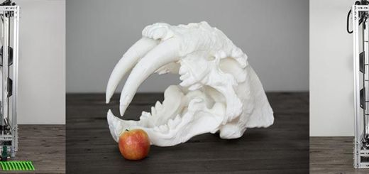 the beast 3d printer3 - The Beast, la gran impresora 3D para tus grandes ideas.