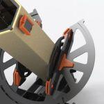 ultrascope1-150x150 Un coche de radio control con #arduino totalmente personalizable