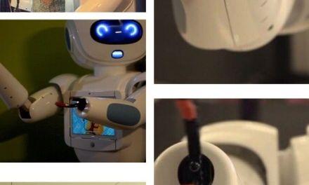 ANDBOT, Arduino controla este robot de compañia