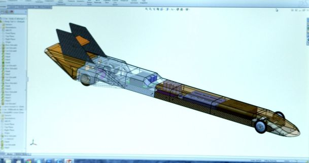 3dprint-rccar-800x422 Este coche R/C impreso en 3D quiere ser el más rápido del mundo