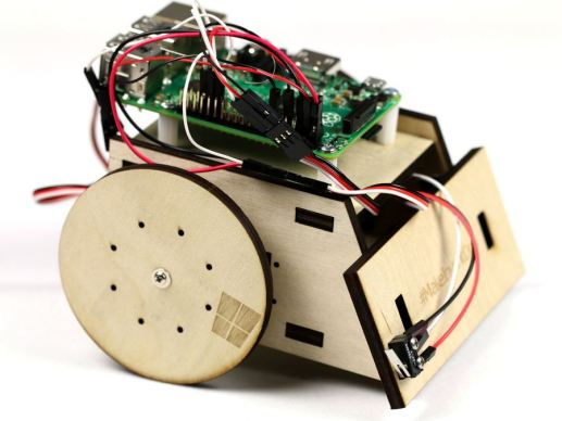 RobotDone-600x450 Análisis de la Raspberry Pi 2