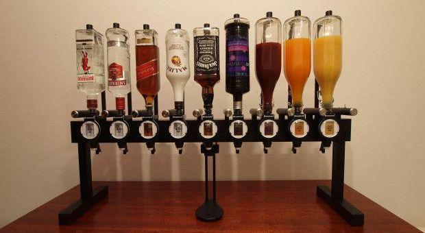 arduino bartender - Alkobot, un barman automatizado con Arduino