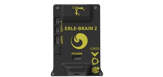 erler1 - Erle-Brain 2, el nuevo cerebro robótico Erle Robotics