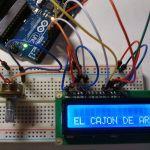 Tutorial Arduino: conectando una pantalla LCD 1602A a Arduino UNO