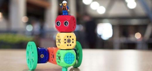 wunderkind - Robo Wunderkind, el LEGO del futuro