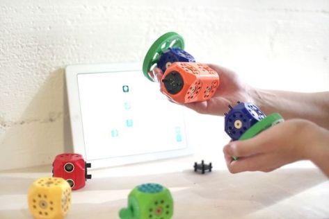 wunderkind2 674x450 - Robo Wunderkind, el LEGO del futuro