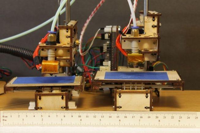 baby3 675x450 - Baby 3D, la impresora 3D más pequeña