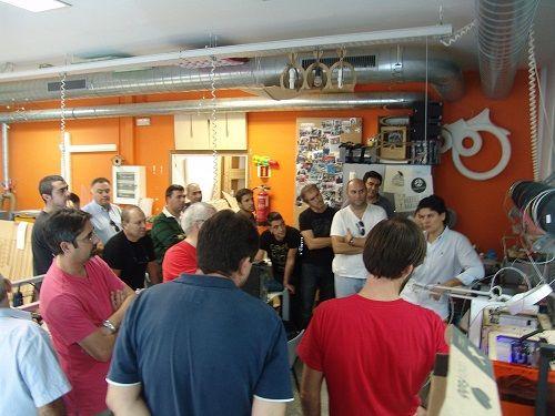 fablabsevilla3 - ¿Qué es un FabLab? Entrevista a Juan Carlos Pérez Juidias del FabLab de Sevilla
