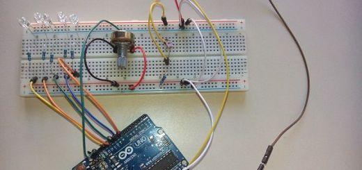 sensor lrd - Tutorial Arduino: Sensor LDR