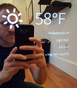 espejo raspberry pi - Construye un moderno espejo informativo con una Raspberry Pi
