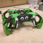 kame-arduino-150x150 Unos cochecitos de carrera impresos en 3D y open source