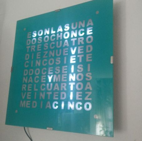 reloj-arduino-453x450 Reloj de palabras en español con Arduino