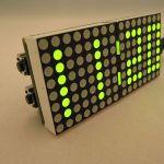 reloj-matrix-150x150 Seek N' Sneak, tu mayordomo robot hecho con Arduino