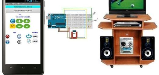 Arduino android