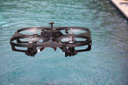 freebird2 Freebird, un dron seguro impreso en 3D