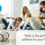 Robit, un robot basado en Raspberry Pi para el hogar