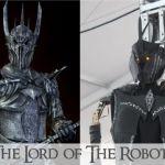 Sauron, el señor de los robots basado en Arduino