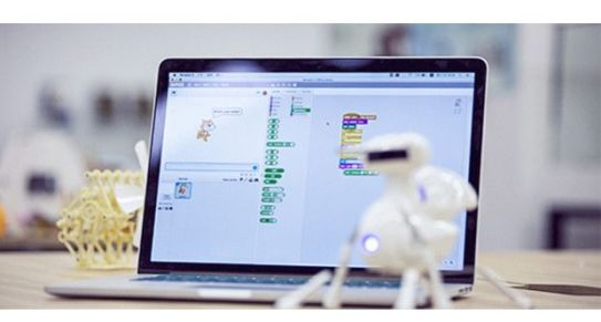 antbot2 - Antbot, un robot para enseñar robótica y programación