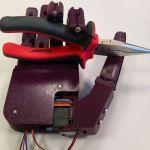 Dextra, una mano robótica impresa en 3D