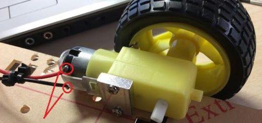robot coche
