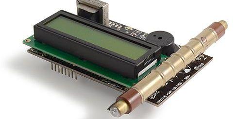 sensorgeiger - Un contador Geiger para tus proyectos con Arduino o Raspberry Pi