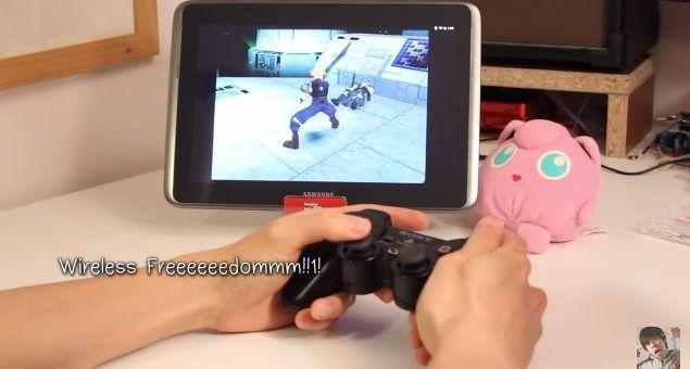 Hackea un mando de PS2