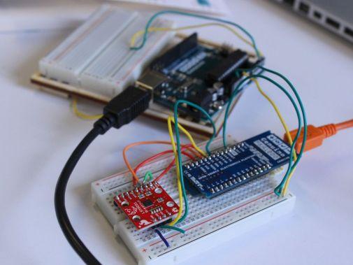 pilgrim2-600x450 Construye una brújula inteligente con Arduino MKR1000