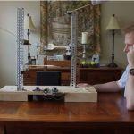 El primer robot acariciador de perros y personas del mundo
