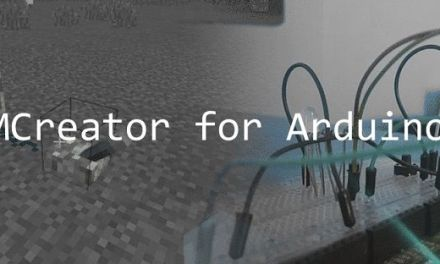 MCreator, controla tu Arduino desde tu mundo de Minecraft