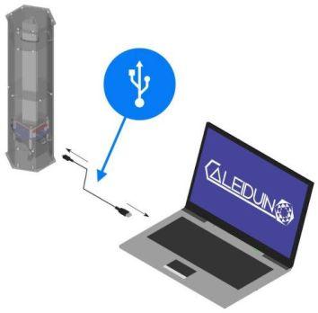 caleiduino2-458x450 Caleiduino, un caleidoscopio digital sonoro e interactivo
