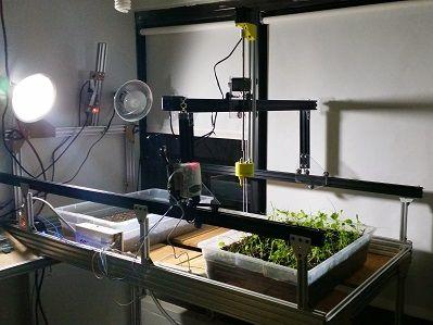 farmbot Farmbot, un robot de código abierto para ayudarte en tu huerta