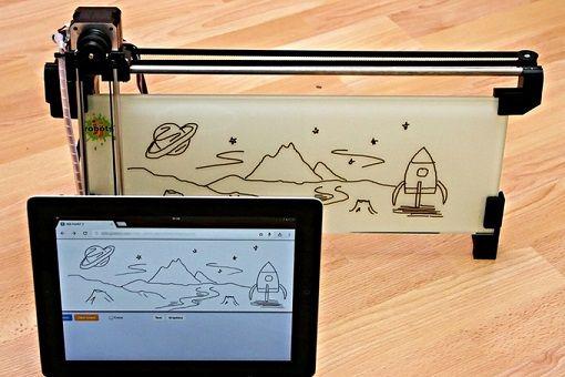 pantallarobot iBoardbot, ya te puedes construir esta pantalla robot