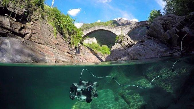 scubo1-800x450 Scubo, un robot submarino con autonomía de 2 horas