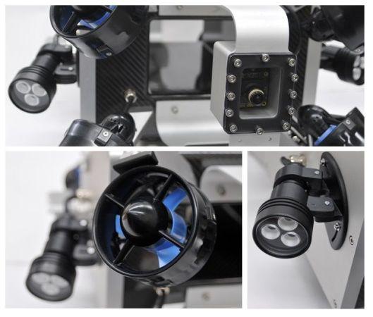 scubocam-529x450 Scubo, un robot submarino con autonomía de 2 horas