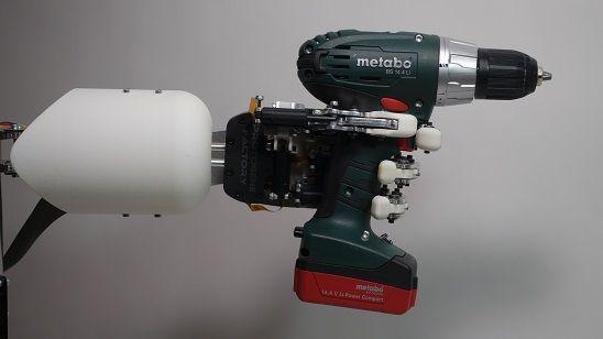 mano robótica