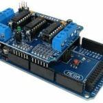 Tutorial Arduino: Robot coche – Shield módulo de potencia L293D