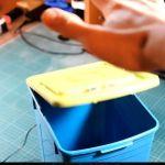 Construye una papelera robotizada con Arduino