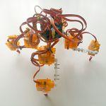 Tote, un barato y fácil de construir robot cuadrúpedo basado en Arduino