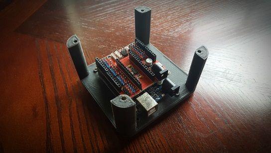 mano-robotica1 Aprende robótica y programación con esta mano robótica