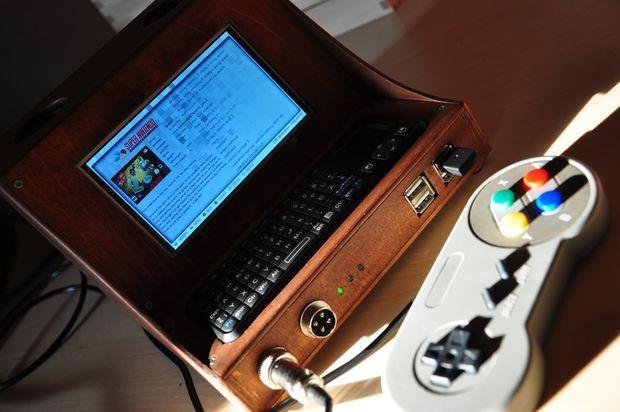 retroordenador 8 maneras de construir un ordenador portátil con una Raspberry Pi