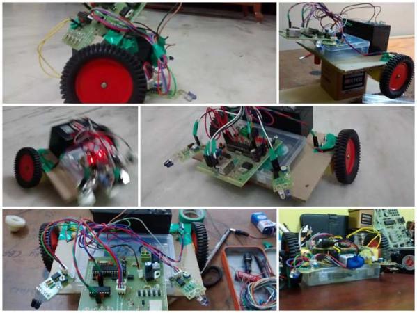 robot aspirador1 599x450 - Ya te puedes construir un aspirador inteligente que evita obstáculos